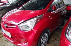 Selling Red Hyundai Eon 2018 Manual Gasoline