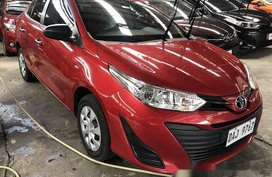 Sell Red 2019 Toyota Vios at 2400 km