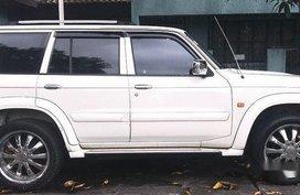 Sell White 2003 Nissan Patrol at 152000 km