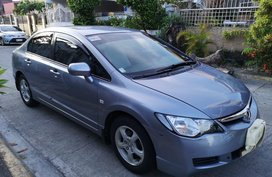 Sell 2007 Honda Civic at 45000 km in Quezon City