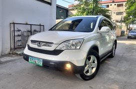 Selling White Honda Cr-V 2007 in Manila