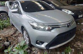 Selling Silver Toyota Vios 2017 Automatic Gasoline