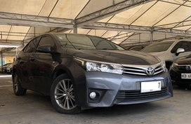 2014 Toyota Corolla Altis Automatic Gasoline for sale