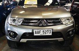 Selling Grey Mitsubishi Strada 2014 Truck in Manila