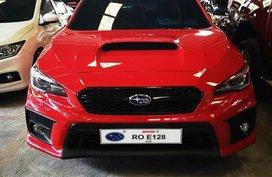 Red Subaru Wrx 2018 Sedan for sale in Manila