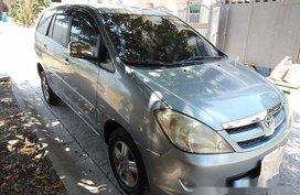 Selling Silver Toyota Innova 2007 in Muntinlupa