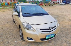 Selling Beige Toyota Vios 2009 in Cebu