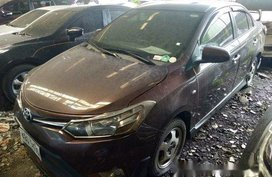 Sell Brown 2016 Toyota Vios Automatic Gasoline at 41000 km