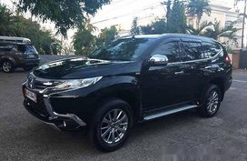Selling Black Mitsubishi Montero Sport 2018 Automatic Diesel at 5000 km