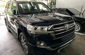 Blue Toyota Land Cruiser 2019 for sale in Quezon City