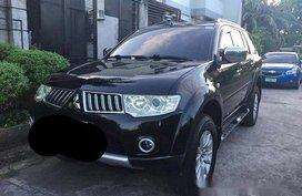 Selling Black Mitsubishi Montero Sport 2010 Automatic Diesel at 65000 km