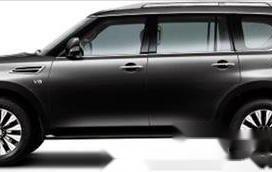 Selling Nissan Patrol 2019 Automatic Gasoline
