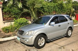 Selling Silver Kia Sorento 2005 in Quezon City