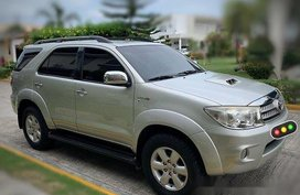 Toyota Fortuner 2009 at 65000 km for sale