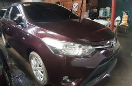 Selling Red Toyota Vios 2016 Automatic Gasoline