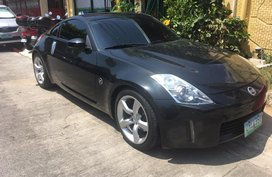Black Nissan 350Z 2007 for sale in Manila