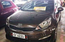 Selling Kia Rio 2015 Sedan Automatic Gasoline
