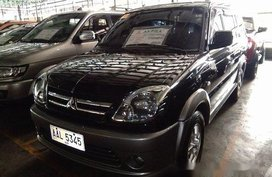 Selling Black Mitsubishi Adventure 2014 Manual Diesel at 50993 km