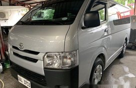 Sell Silver 2019 Toyota Hiace at 2083 km
