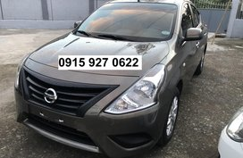 Selling Grey Nissan Almera 2018 Sedan in Cavite