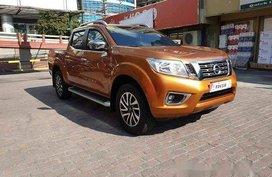 Selling Orange Nissan Navara 2018 in Pasig
