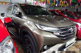 Brown Toyota Rush 2018 for sale in Quezon City