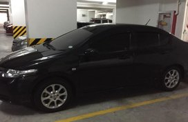 Selling Black Honda City 2013 Sedan Manual Gasoline at 36000 km