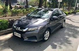 Sell Grey 2016 Honda City Automatic Gasoline at 33000 km