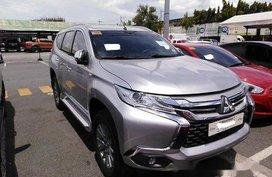 Sell Silver 2017 Mitsubishi Montero Sport at 10500 km