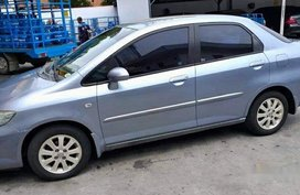 Selling Blue Honda City 2008 at 105000 km