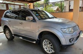 Selling Silver Mitsubishi Montero Sport 2010 Automatic Diesel at 103300 km