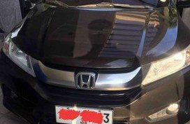 Sell Black 2014 Honda City Automatic Gasoline at 40000 km