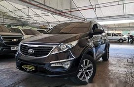 Black Kia Sportage 2015 Automatic Gasoline for sale