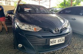 Selling Blue Toyota Vios 2019 in Quezon City
