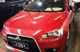 Sell Red 2015 Mitsubishi Lancer in Manila