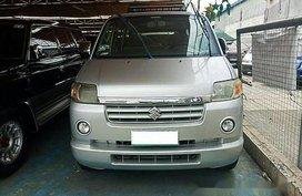 Sell Silver 2005 Suzuki Apv Automatic Gasoline at 125359 km