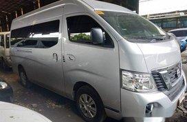 Sell Silver 2018 Nissan Nv350 Urvan at 27000 km