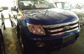 Blue Ford Ranger 2013 for sale in Marikina