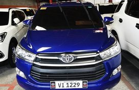 Selling Blue Toyota Innova 2016 Automatic Diesel in Manila