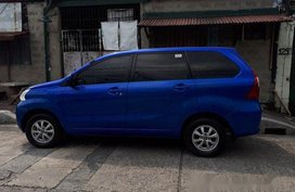 Selling Blue Toyota Avanza 2016 in Marikina