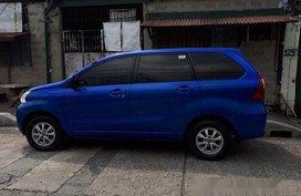 Selling Blue Toyota Avanza 2016 in Marikina