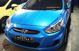 Hyundai Accent 2016 Sedan for sale in Manila
