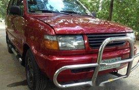 Selling Red Toyota Revo 2000 Manual Diesel