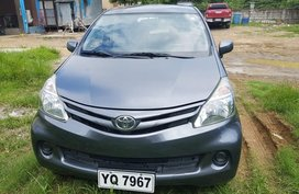Selling Grey Toyota Avanza 2015 Automatic Gasoline at 99000 km