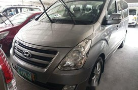 Sell Silver 2013 Hyundai Grand Starex in Las Pinas