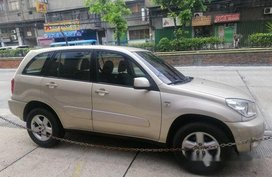 Toyota Rav4 2004 Manual Gasoline for sale
