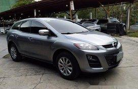 Grey Mazda Cx-7 2012 for sale in Pasig