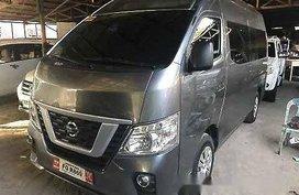 Selling Grey Nissan Nv350 Urvan 2018 Manual Diesel