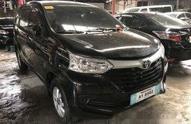 Sell Black 2018 Toyota Avanza at 6800 km