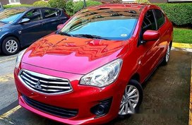 Red Mitsubishi Mirage G4 2017 for sale in Taguig